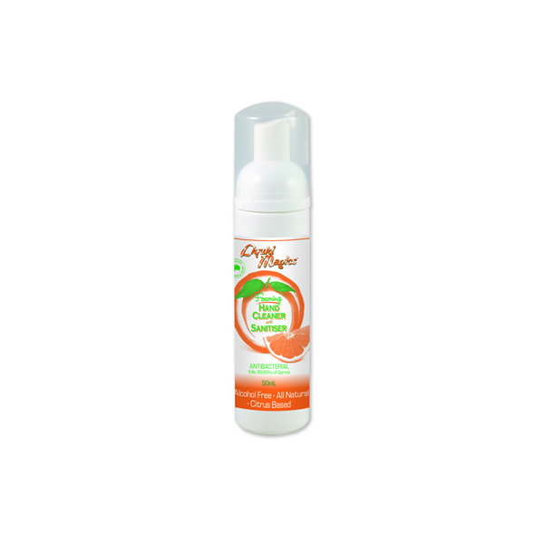 Foaming Citrus Hand Cleaner 50ml